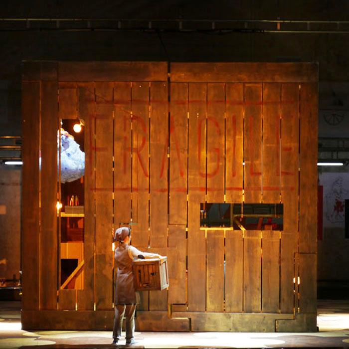 Opéra de Toulon, 2014 - La Cenerentola - José Maria Lo Monaco