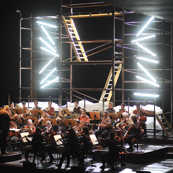 7 Dernières Paroles - Haydn - Clarac-Deloeuil - Fondation Gulbenkian Lisbonne
