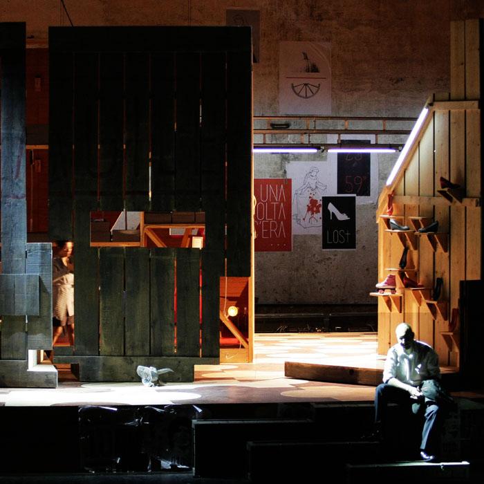 Opéra de Toulon, 2014 - La Cenerentola - Jan Stava