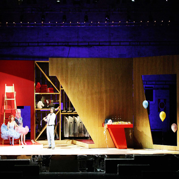 Opéra de Toulon, 2014 - La Cenerentola - Evgeny Stavinskiy, Caroline Meng, Elisa Cenni