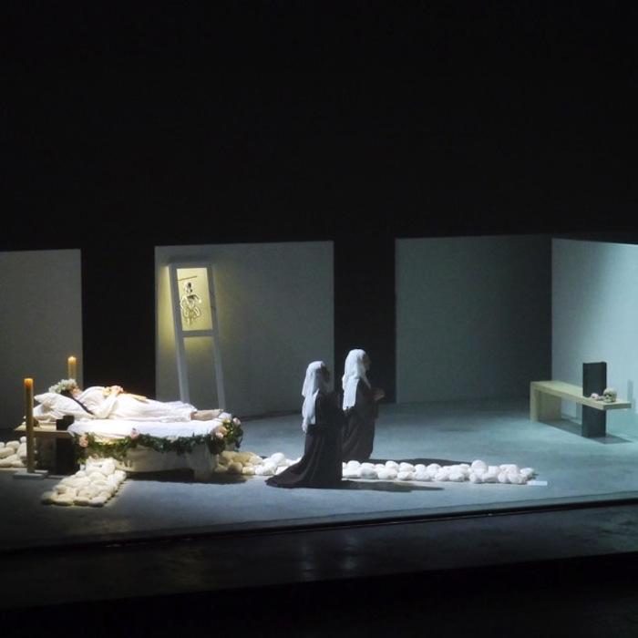 clarac-deloeuil.fr Dialogues des Carmélites, Poulenc, Opéra de Toulon, Jaho