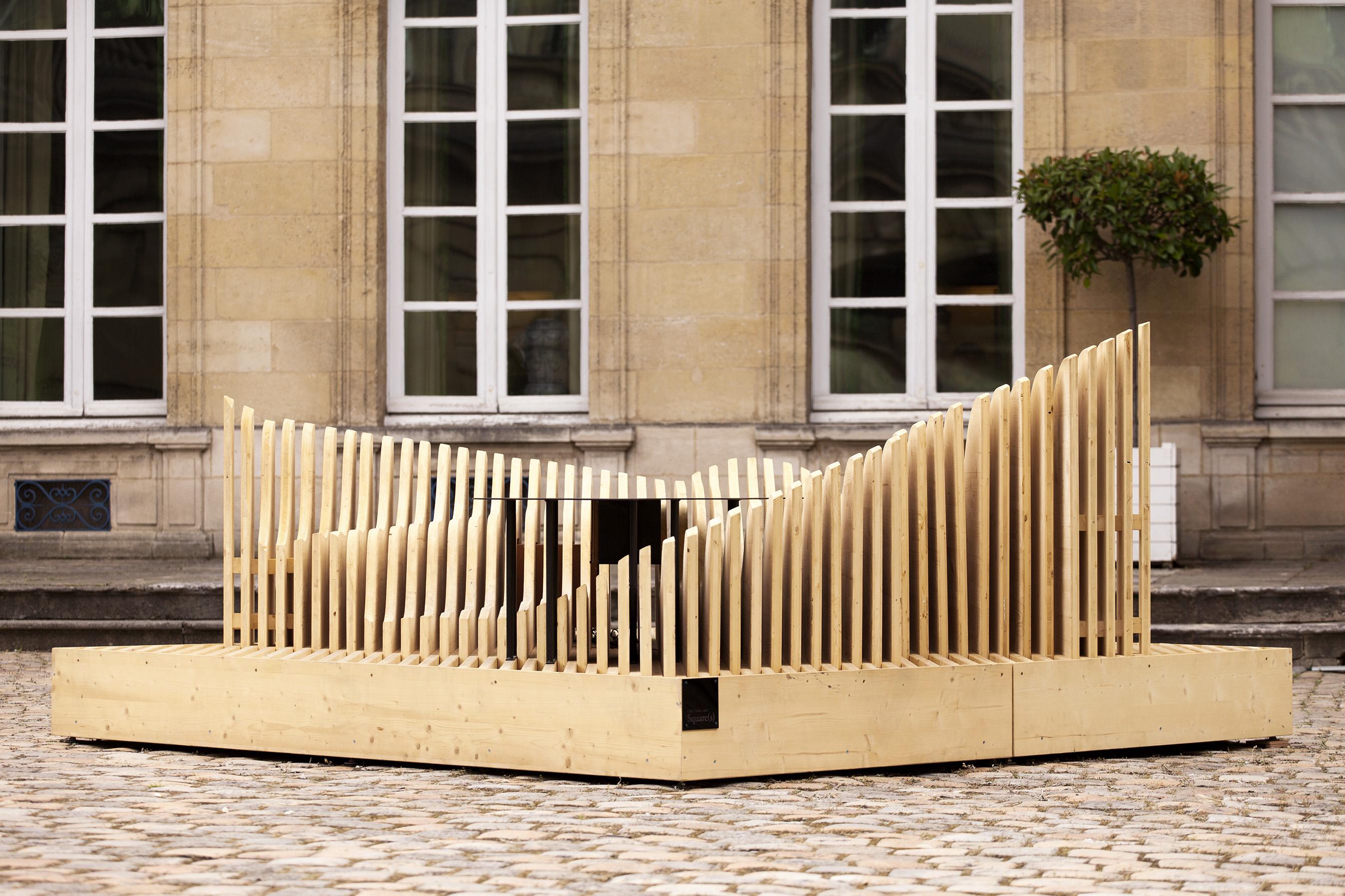 Square (s) - Musée des Arts décoratifs et du Design, Bordeaux - été métropolitain - Duras