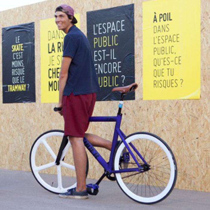 Installation En Quête / Agora Bordeaux, 12-13 Septembre 2014