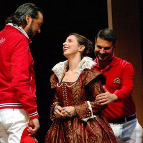 Opéra de Toulon, 2014 - La Cenerentola - David Alegret, José Maria Lo Monaco, David Menendez