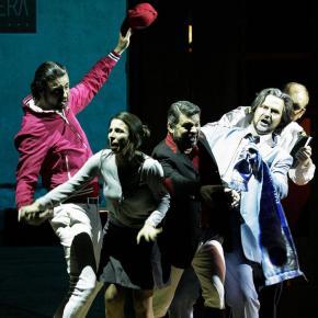 Opéra de Toulon, 2014 - La Cenerentola - David Alegret, José Maria Lo Monaco, David Menendez, Evgeny Stavinskiy, Jan Stava