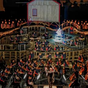 Peer Gynt Grieg Thomas Gornet Nicolas Chalvin Opéra de Limoges Clarac Deloeuil > le lab