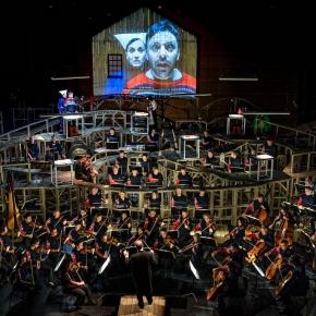Peer Gynt Grieg Thomas Gornet Marie Blondel Nicolas Chalvin Opéra de Limoges Clarac Deloeuil > le lab