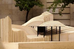 Square Marguerite Duras Clarac Deloeuil été métropolitain musée des  arts décoratifs et du design bordeaux